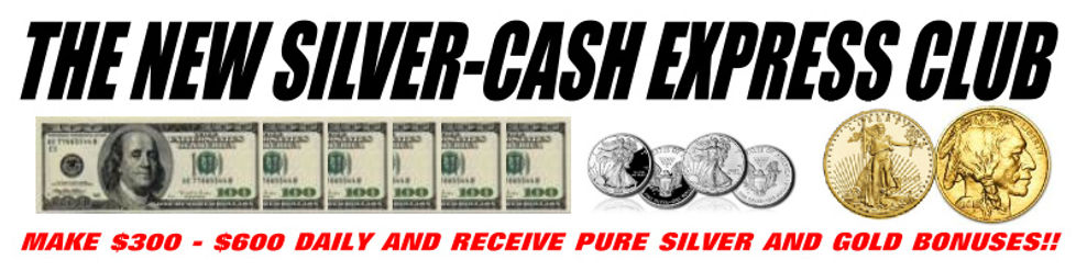 NEW-SILVER HEADER CASH EXPRESS PROTO -5-