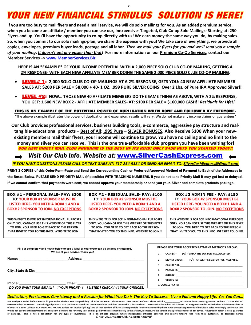 WEBSITE-PIC PG2-2021-SILVER CASH EXPRESS