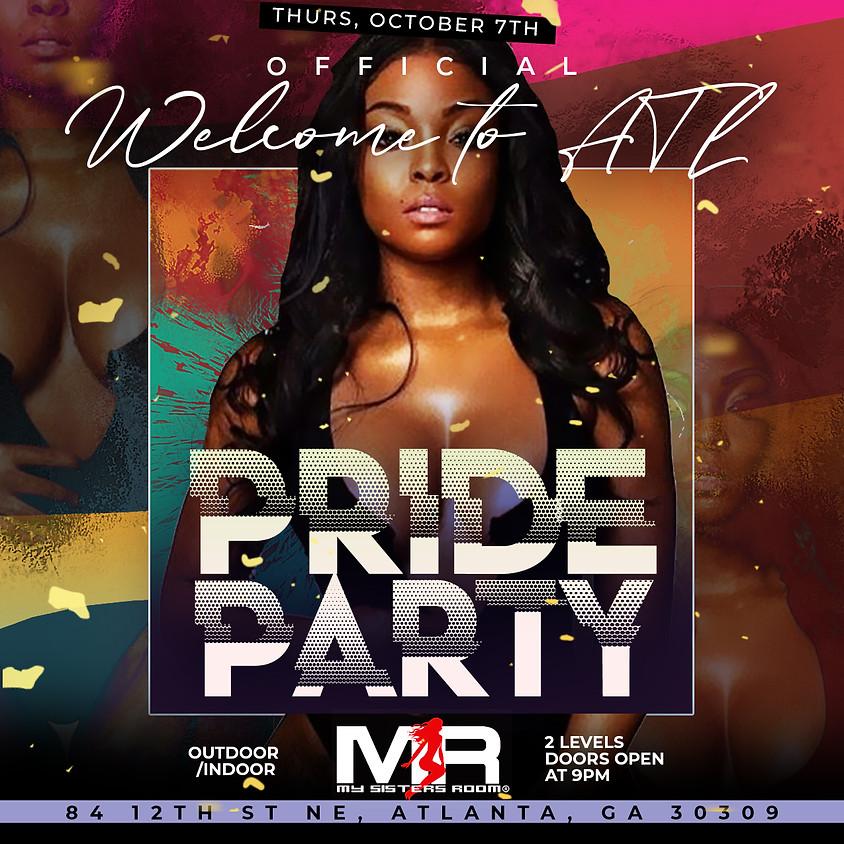 Pride Welcome to Atlanta
