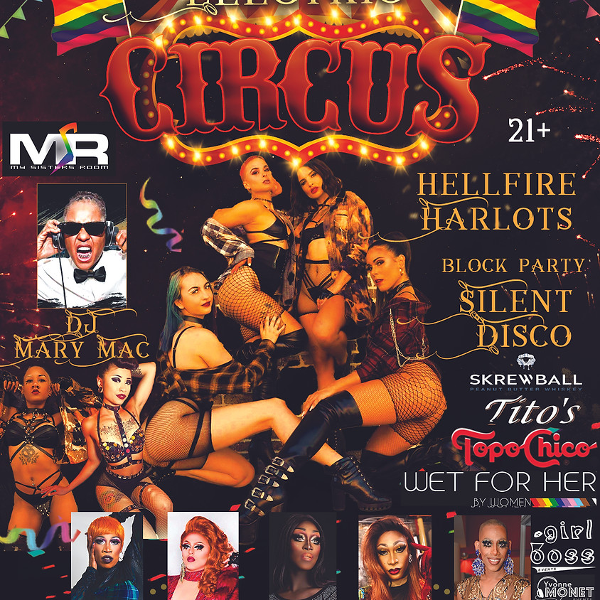 Electric Circus Pride Party