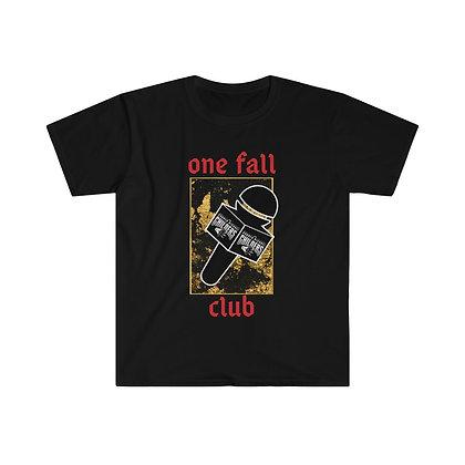 """""""Hardcore Announcer"""" Unisex Softstyle T-Shirt"""