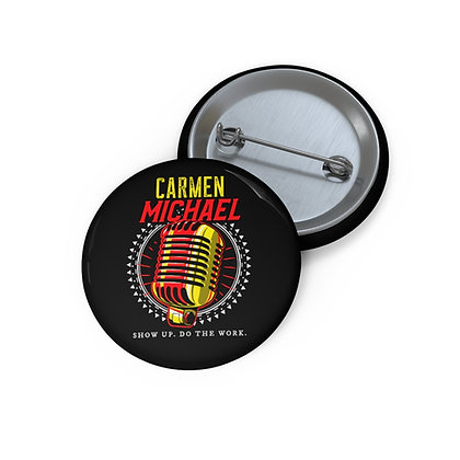 """""""Do the Work"""" Custom Pin Buttons"""