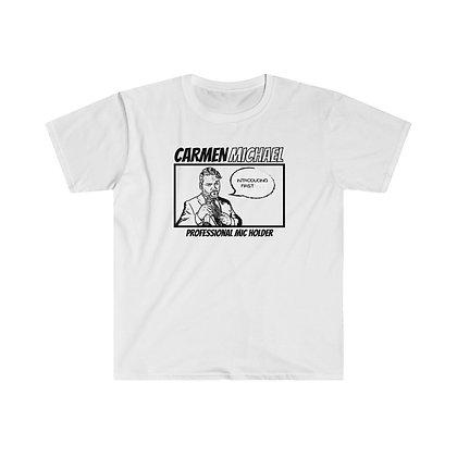 Basic Comic Unisex Softstyle T-Shirt