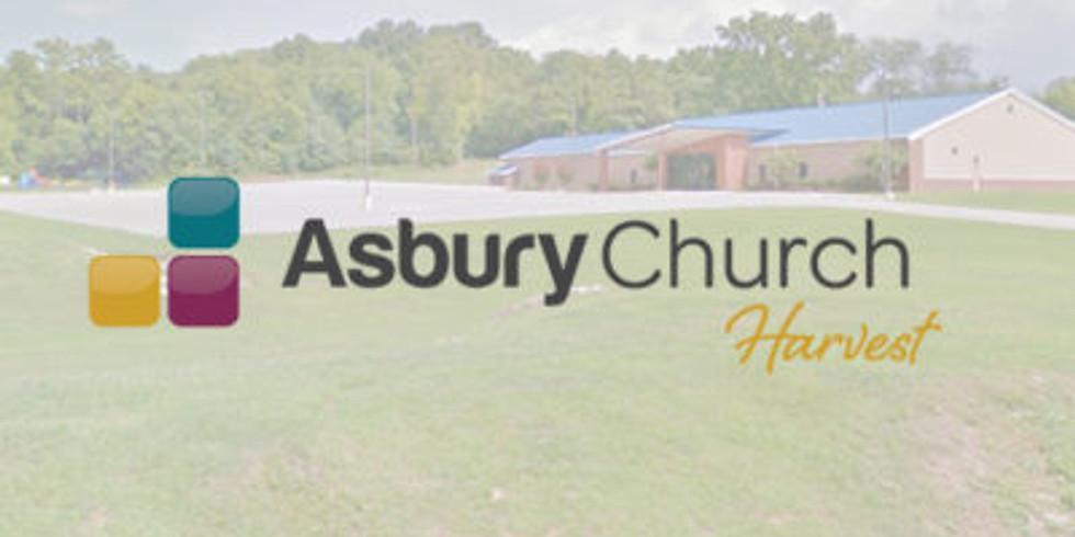 Asbury Church (Harvest) Drive-In Service
