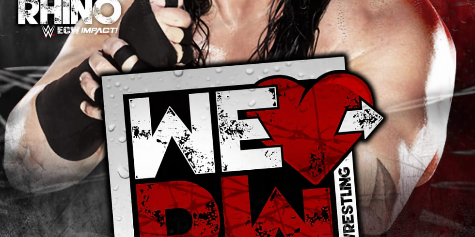 New South: We Love Pro Wrestling (IWTV Taping)