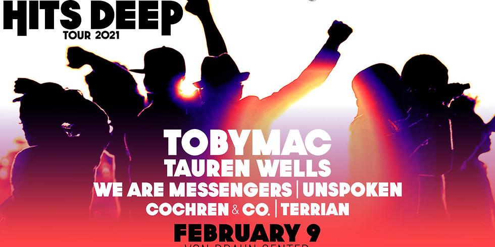 TobyMac: Hits Deep Tour 2021