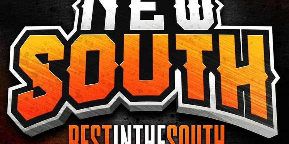 New South Wrestling: Top Shelf (IWTV TAPING)