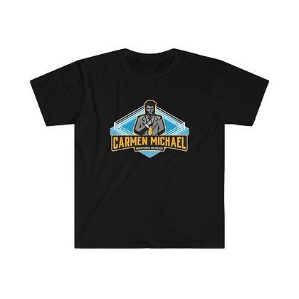 """""""Professional Mic Holder"""" Unisex Softstyle T-Shirt"""