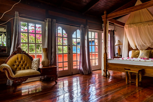 Papaya Master Bedroom