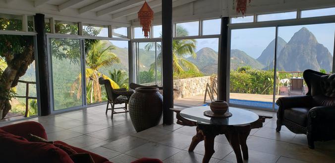 Papaya lounge and View