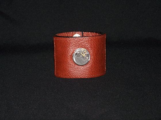 Timeless Leather Wrist Cuff