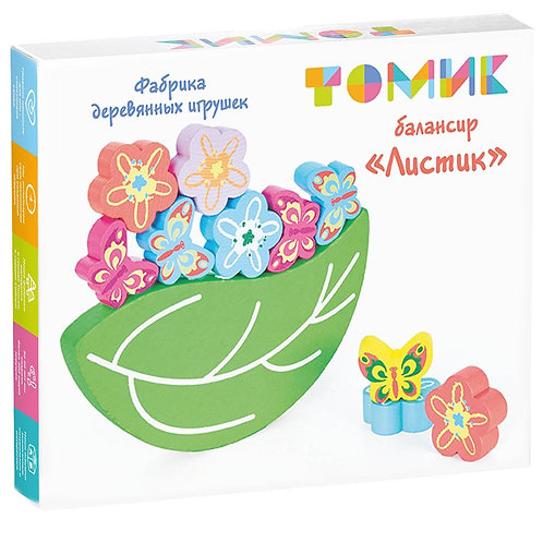 "Балансир ТОМИК  ""Листик"""