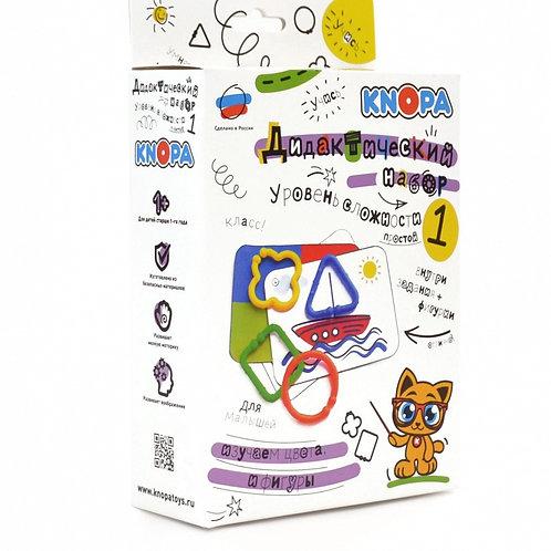Обучающий набор KNOPA Уровень 1