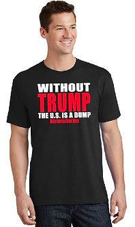 Trump Short Sleeve Tee