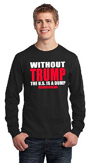 Trump Long Sleeve Tee