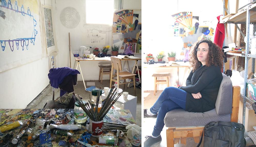 צילום:מיכל מונטג - בסטודיו של הילה שפיצר