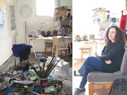 ראיון להשראה #1 עם הציירת הילה שפיצר