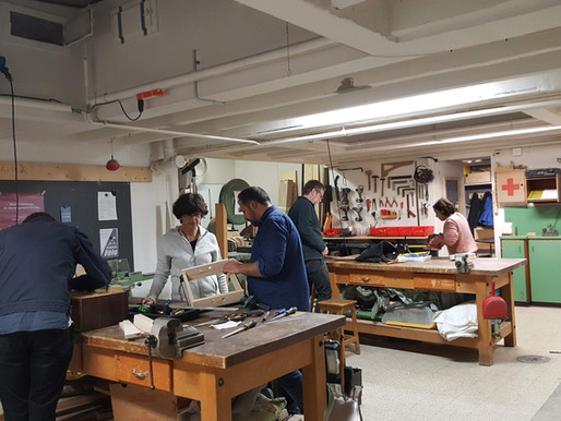 Introduction to Bricolage moves to Jonction
