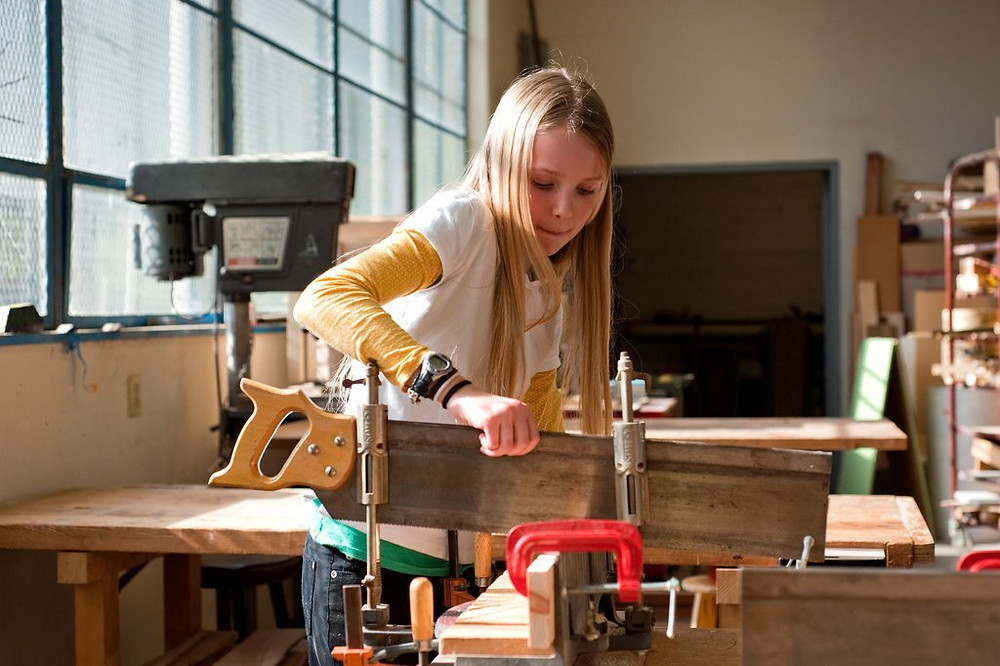 Finnish Woodworking for Kids