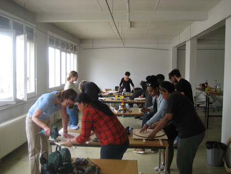Collaborative workshop with DIY Geneva