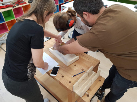 ECOLINT STEM Centre Woodworking