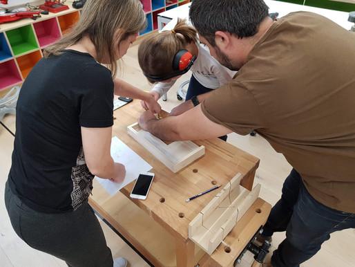 ECOLINT STEM Centre Woodworking
