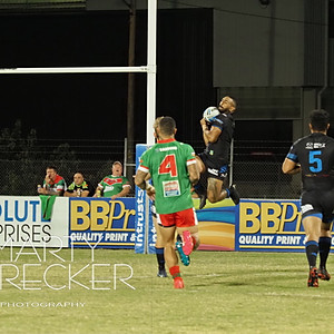 Cutters Home Game 2 June 18