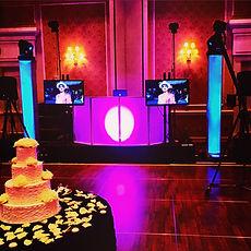 Indian Wedding DJ Setup