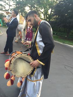 Dholi Akaash Baraat