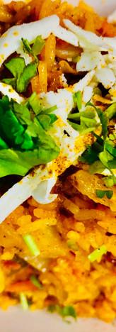 Vegetarian Biryani