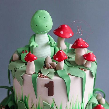 Bakerman 🍰 -_#cake #cakestagram #birthd