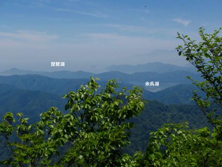近江・横山岳-2 2016.05/17~18