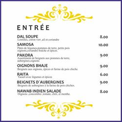 menu 21 x 21 x1