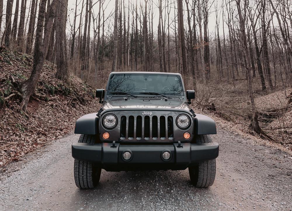 2017 Jeep JKU