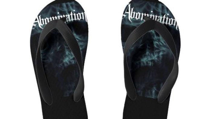 Abomination Kids Flip Flops - IzzI Starz