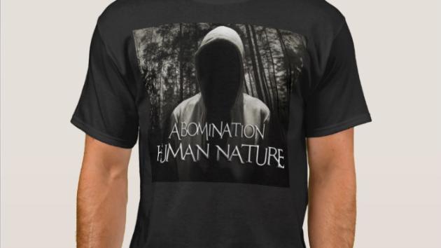 Human NatureBasic Dark T-Shirt
