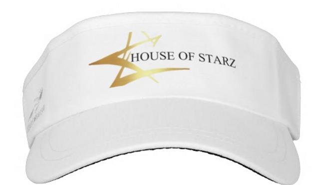 House Of Starz Sun Visor