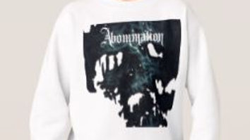 ABOMINATION Kids Sweater - IzzI Starz