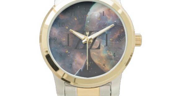 Unisex Classy Abomination Monogram Watch