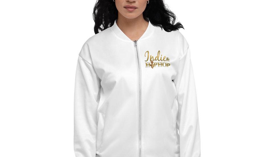 Indie & Hip Hop Unisex Bomber Jacket
