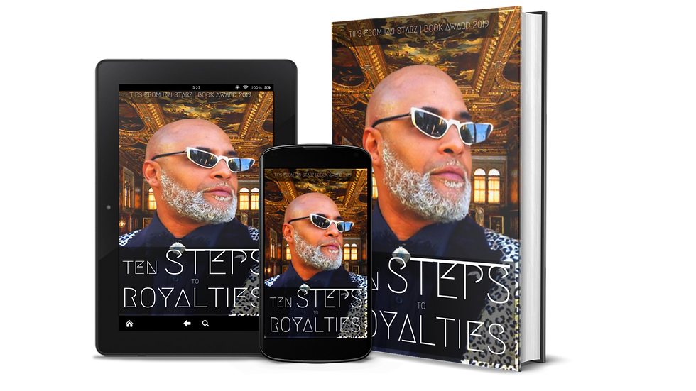 Ten Steps To Royalties