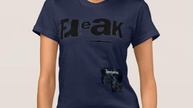 Women's Abomination Apparel Fine Jersey T-Shirt