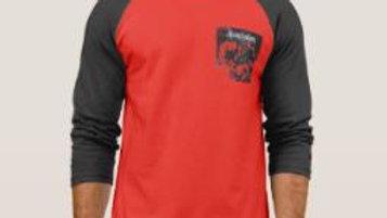 ABOMINATION - Red & Black Shirt - IzzI Starz