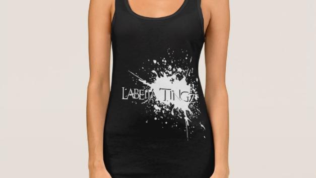Women's Labeija Tingz Jersey Tank Dress