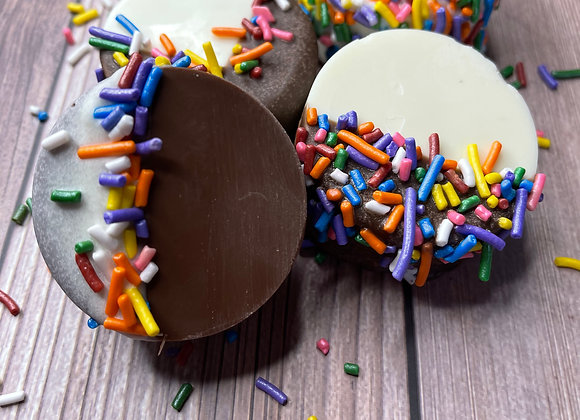 Chocolate Covered Oreos - 6 pack