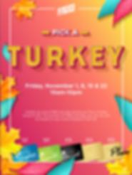 Pick a Turkey