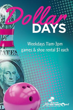 Dollar Days Bowling