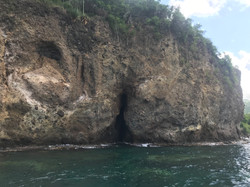 Grotte aux chauves-souris