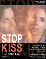 Stop Kiss Graphic