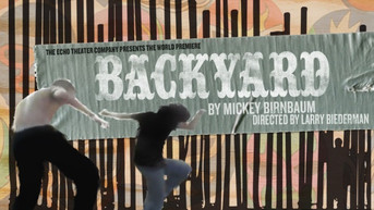 Backyard Graphic
